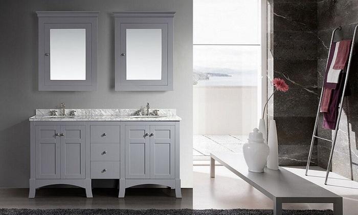Decors U.s. - Paramus: $90 for $200 Worth of Bathroom Furniture — Decors US