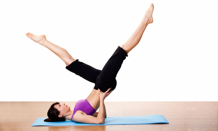 Pilates + Yoga Studio - Chesterfield: $59 for 10 Drop-In Yoga and Pilates Classes at Pilates + Yoga Studio ($120 Value)