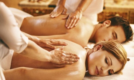 OneHour Couples Massage at Gudi Massage Therapy