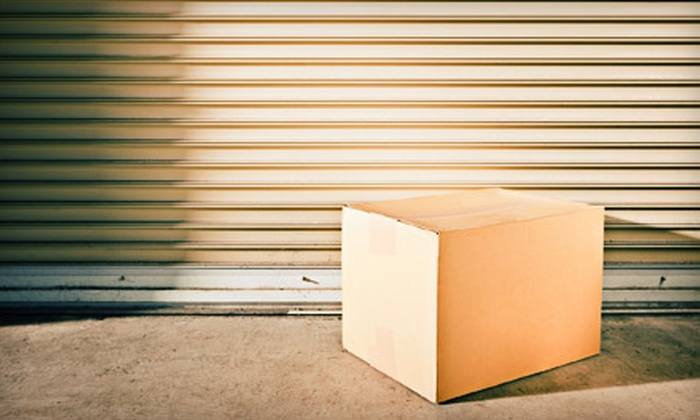 Advanced Moving and Storage - East Leon: Two-Month Storage Unit Rental at Advanced Moving and Storage (Up to 54% Off). Three Options Available.