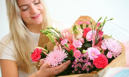 Waardebon van € 15 voor bloemen op Moederdag via de website van Floriënt Express