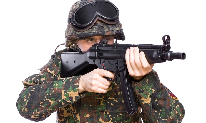 Xtreme Tactics - St. James Industrial: C$15 for C$30 Worth of Airsoft Game Time and Equipment for One at Xtreme Tactics