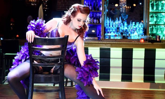 Burlesque Show - The Boom Boom Room | Groupon