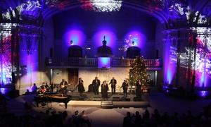 """Musikverlag Bevier in der Auenkirche:  """"Golden Gospel Festival – THE GOSPEL SENSATION"""" im Oktober und Dezember 2016in der Auenkirche (40% sparen)"""
