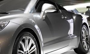 AUTOBŁYSK Myjnia Samochodowa: Kompleksowe mycie auta (49,99 zł) z nałożeniem twardego wosku (59,99 zł) w myjni Autobłysk (do -57%)