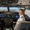 Simulateur de vol à Bruxelles