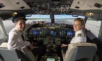 Offrez 40, 60 ou 80 min aux commandes dun simulateur de Boeing 737 dès 99 € chez Brussels Flight Simulators à Zaventem