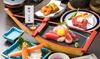 愛知/知多 伊勢湾の絶景/貸切露天風呂/牛の陶板焼きやズワイ蟹に90分飲み放題付/1泊2食
