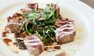 Bulthaup: Menu gastronomique en 3 ou 5 services pour 2 ou 4 personnes dès 59.99€ au restaurant Bulthaup Woluwe