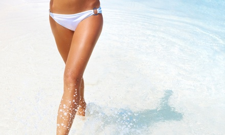 One or Three Brazilian Waxes or One Full-Leg Wax for Both Legs at Complexions Spa (Up to 60% Off)