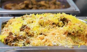 Al Joory Restaurant: 2 Kilograms of Hyderabadi Dum Biryani or Mutton Haleem to Take Away at Al Joory Restaurant (50% Off)