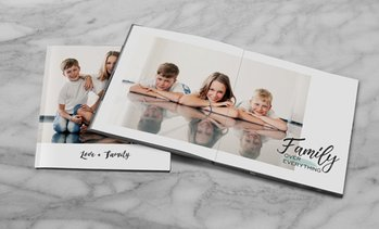 Up to 88% Off Personalized Hardcover Photo Book from Picaboo