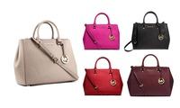 $299 for a Michael Kors Medium Sutton Handbag in a Choice of Colour