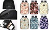 Ever Mercantile Limited: Floral-Print School Backpack: One ($29) or Two ($54)
