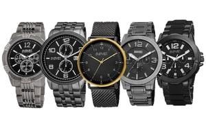 August Steiner Men's Multi-Function Watch Collection