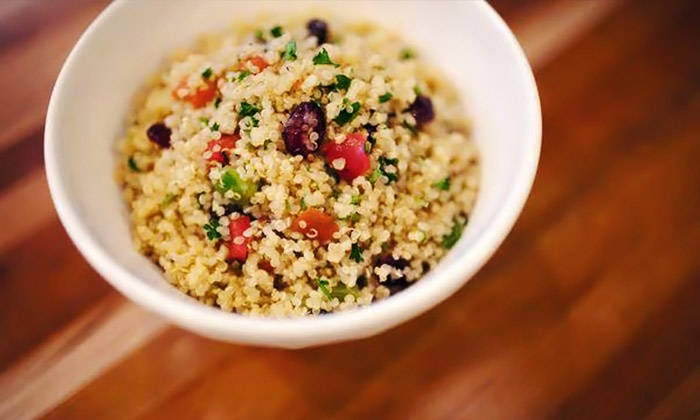 Nanoosh - Multiple Locations: Up to 30% Off Persian Cuisine — Nanoosh; Valid Monday, Tuesday 3 PM - 9 PM