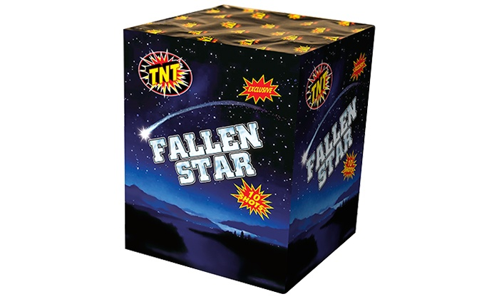 TNT Fireworks - Evanston: $10 for One Fallen Star at TNT Fireworks Retail Stores ($19.99 Value)