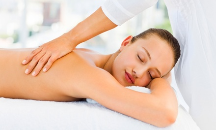 One 60-, 90-, or 120-Minute Customized Full-Body Massage at Healing Touch Therapeutic Massage (Up to 50% Off)