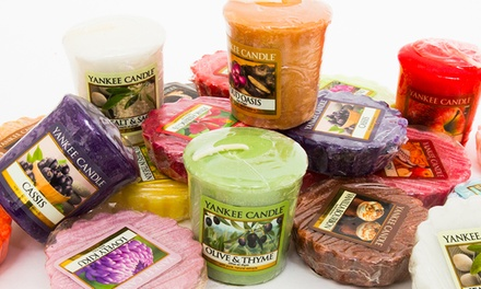 Yankee Candle Assorted Candles