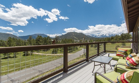 Stay at Coyote Mountain Lodge in Estes Park, CO, with Dates into March 2019 photo