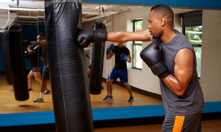 Up to 50% Off at CA-Tech Boxing and Personal Training Club