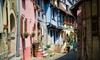 Alsace : 1 à 3 nuits avec petit-déjeuner, spa et menu en option