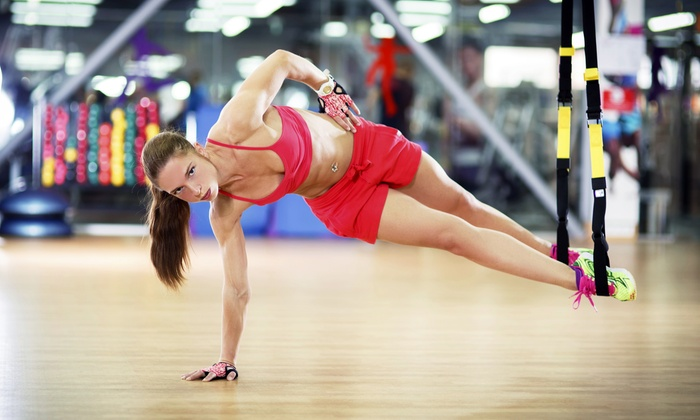 Crush Training - Joliet: One Month of Unlimited Group Personal Training for One or Two at Crush Training (Up to 78% Off)