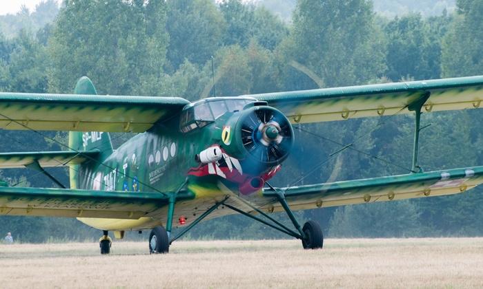 Air Show - Lotnisko Muchowiec: Śląski Air Show 2016: bilet ulgowy (14,99 zł), normalny (19,99 zł) i więcej opcji