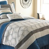 Lydia Eight-Piece Embroidered Comforter Set