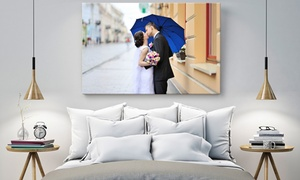 The Canvas Art Factory: Medium ($39) - Huge ($179) Personalised Canvases or Artwork Prints at The Canvas Art Factory