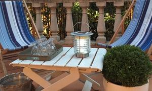 Lampe LED solaire anti-moustique