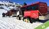 Lucy Lodge Charlotte Ski Pass: 2-7 Nights for One Person