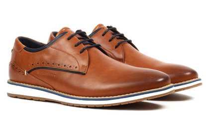 fa7bede12c387 Shop Groupon Harrison Aaron Men's Casual Derby Shoes (Size ...