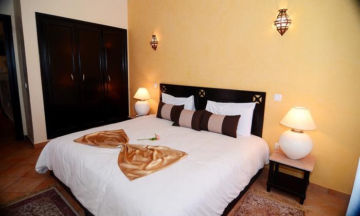 Golden beach appart h tel agadir agadir groupon getaways for Appart hotel amsterdam 5 personnes