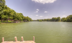 Son's Island at Lake Placid: $99 for a Full-Day Private Cabana Rental with Activities at Son's Island Near New Braunfels ($199 Value)