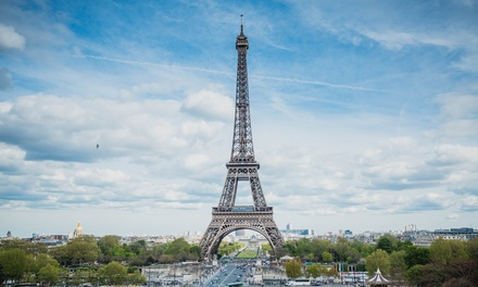 France, Belgium, and Netherlands Trip. Price is per Person, Based on Two Guests per Room. Buy One Voucher per Person.