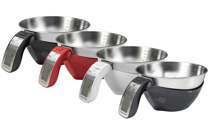 Groupon Goods Global GmbH: Morphy Richards Three-in-One Jug Scales for £14.99 (63% Off)