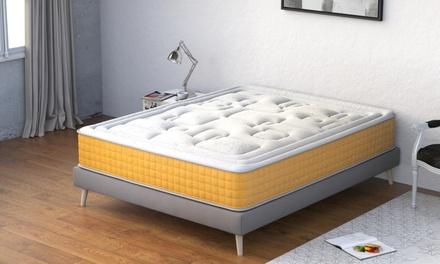 matelas m moire de forme eminence marque nupsia prestige 24 cm fabrication fran aise france. Black Bedroom Furniture Sets. Home Design Ideas