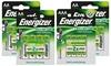 Oplaadbare Energizer-batterijen