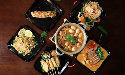 image for 5% Cash Back at Rocharin <strong>Thai</strong> Bistro
