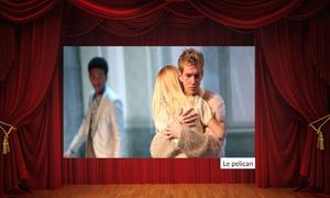 Théâtre de Liège: Une place pour l'un des 6 spectacles au choix à 14,90 € au Théâtre de Liège