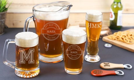 Personalized Beer Bottle Opener Sets from Monogram Online (Up to 63% Off). Five Options Available. photo