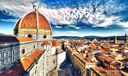 Firenze 4*: fino a 3 notti con colazione per 2 persone Embassy Hotel