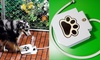 Pet Pedal Drinking Water Fountain