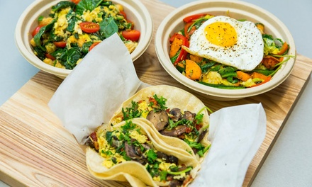 Vegetarian, Vegan, and Gluten Free Fare at Bowl'd (40% Off). Two Options Available.