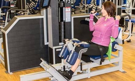 1, 2 oder 3 Monate Fitnessstudio-Mitgliedschaft inkl. 3 begleiteten Trainings in Fitnesswerkstatt (bis zu 65% sparen*)