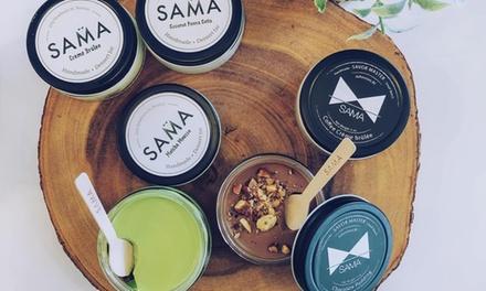 25% Cash Back at Sama Confections