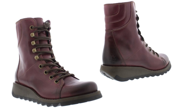 quality design df893 f8e0d Fly London Autumn/Winter Boots | Groupon