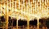 LED Raindrop Lights