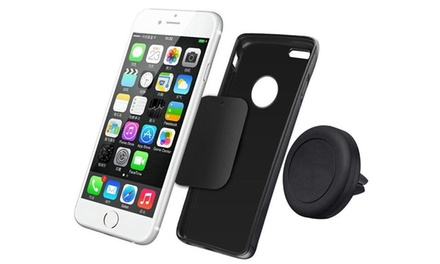 Magnetic Car Air Vent Mount for Smartphones